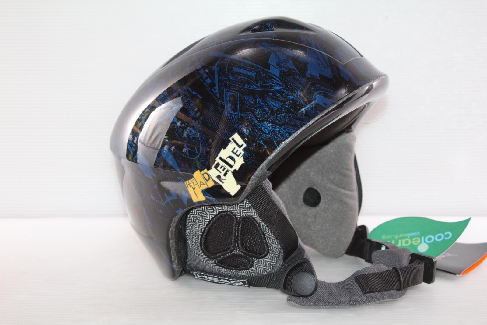 Dámská lyžařská helma Head Rebel vel. 54