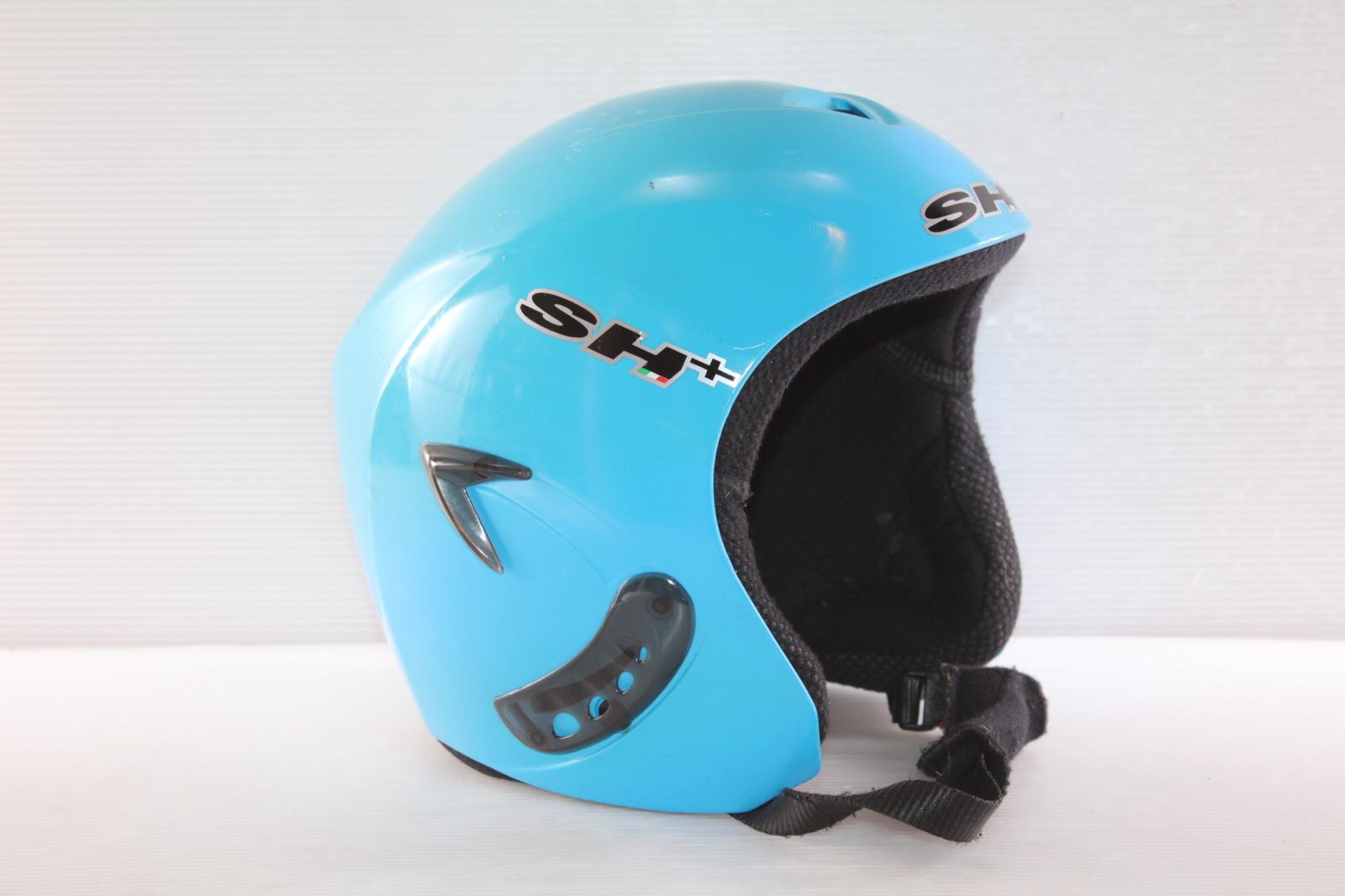 Dětská lyžařská helma SH+ Bubble JR vel. 56