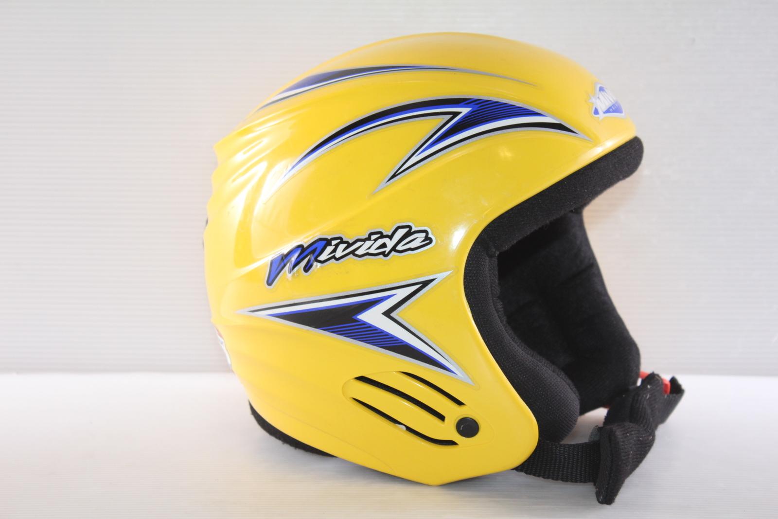 Dívčí lyžařská helma Mivida Mivida vel. 50