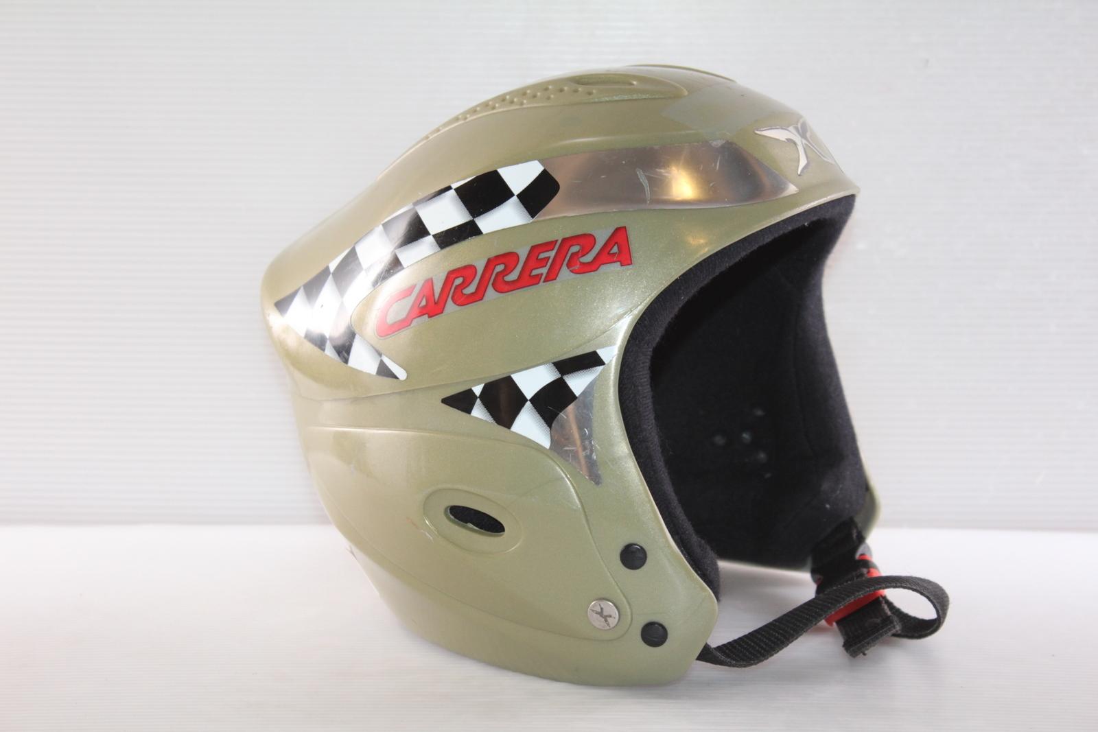 Dětská lyžařská helma Carrera Carrera vel. 56