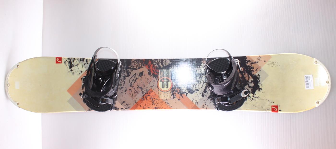 Snowboard HEAD HEAD 60 160cm