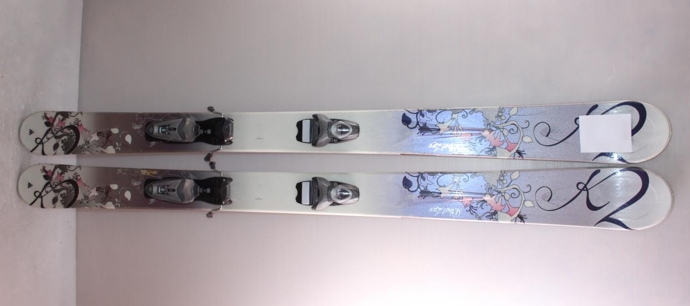 Dámské lyže K2 PHAT LUV 160cm