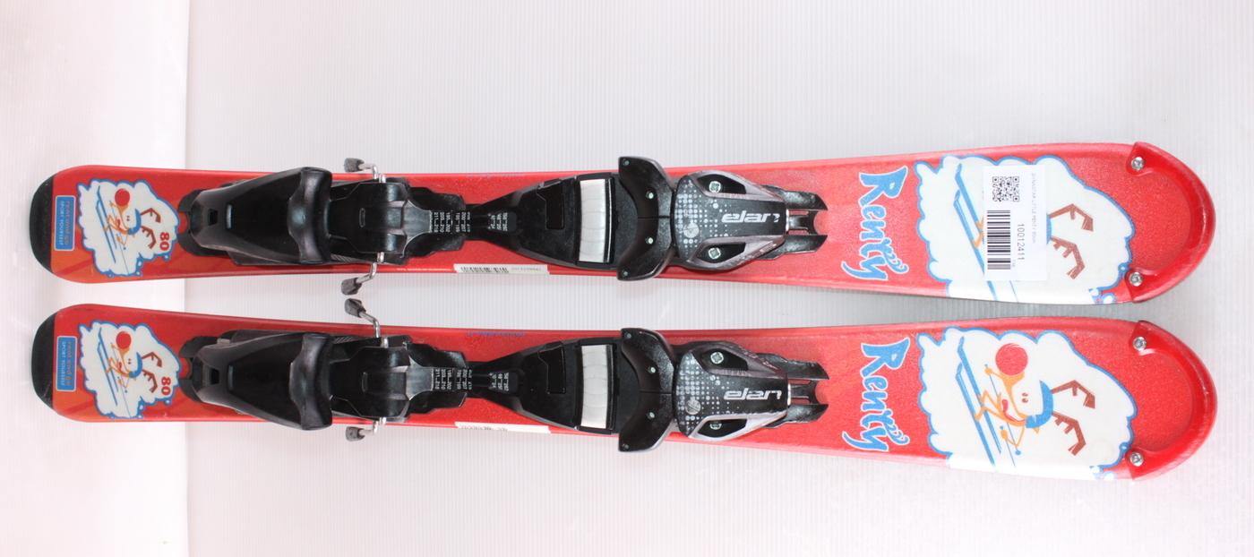 Dětské lyže DYNASTAR LITTLE RENTY 80cm