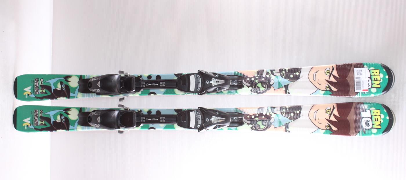 Dětské lyže HEAD BEN 10 117cm