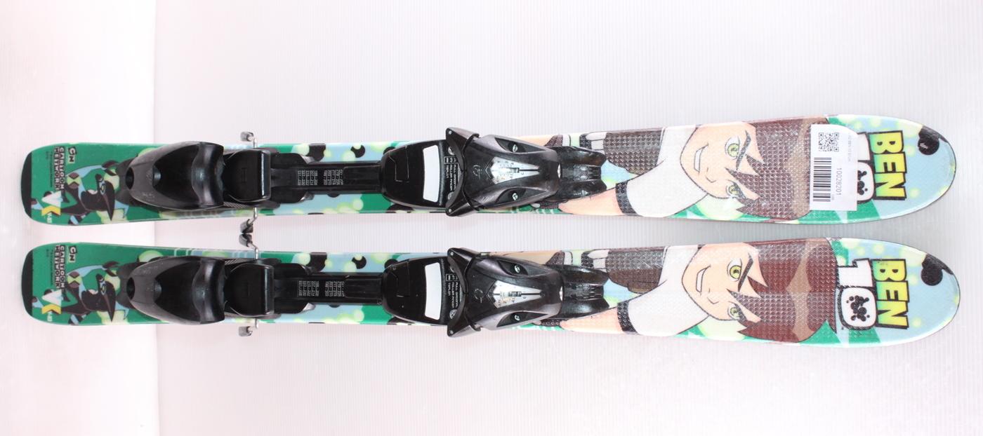 Dětské lyže HEAD BEN 10 87cm