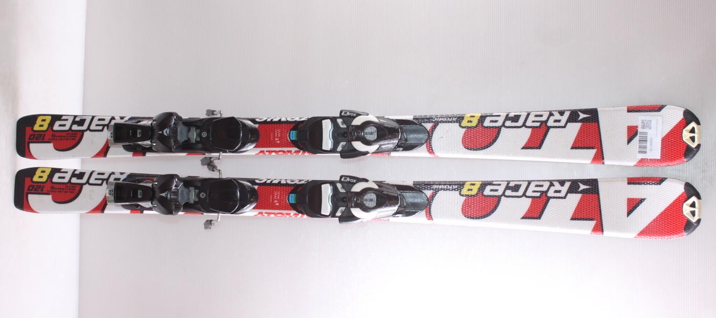 Dětské lyže ATOMIC RACE 8 120cm
