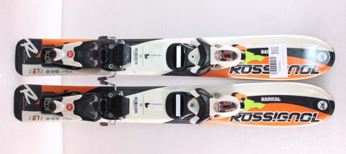 Dětské lyže ROSSIGNOL RADICAL JR 70cm