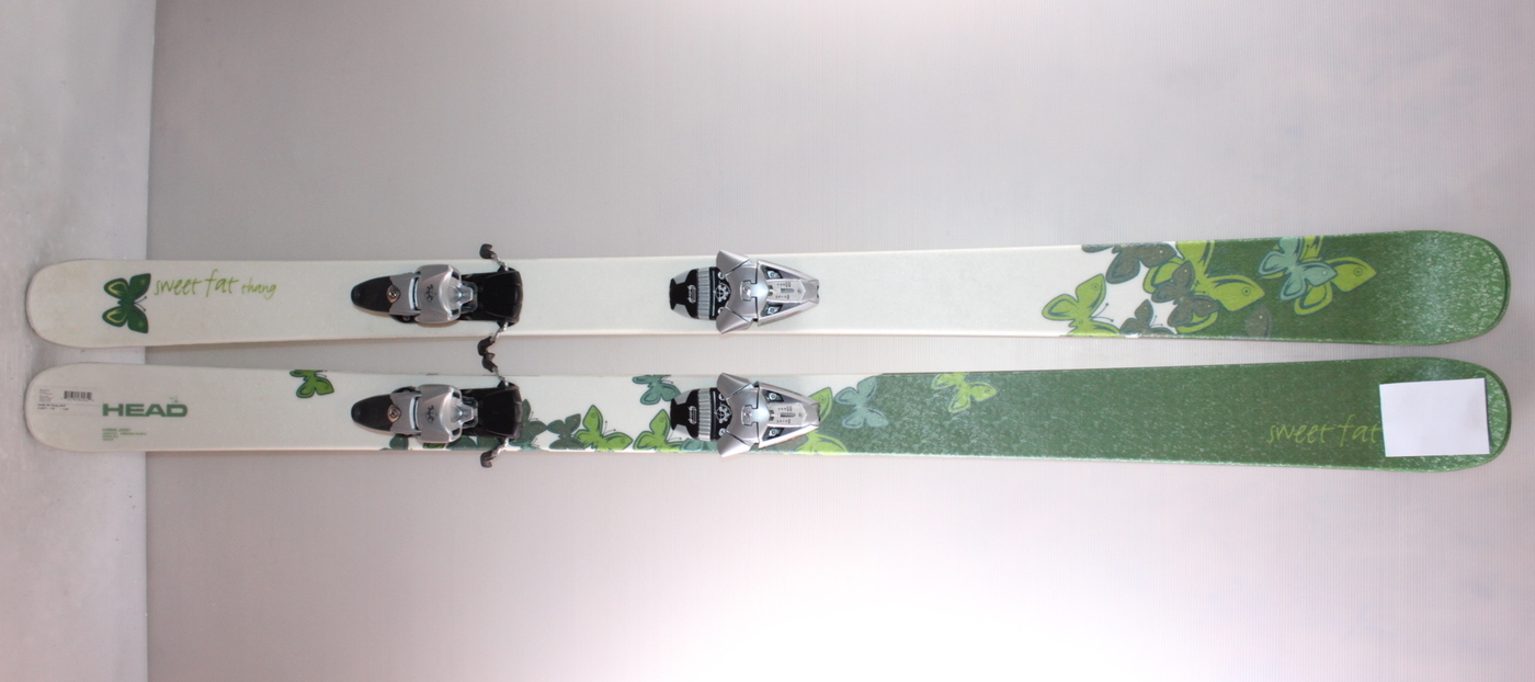 Dámské lyže HEAD Sweet Fat Thang 176cm