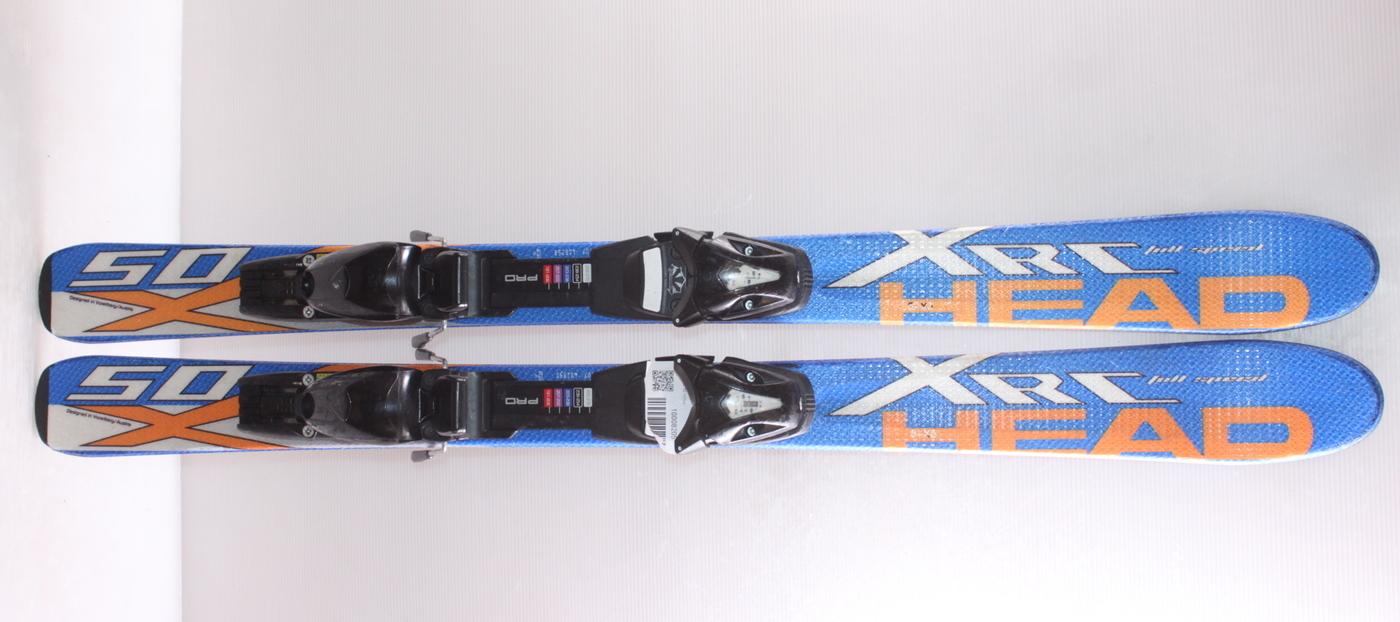 Dětské lyže HEAD XRC 50 107cm