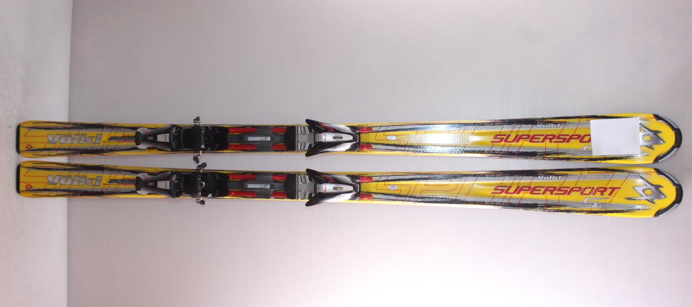 Lyže VOLKL Supersport S2 163cm