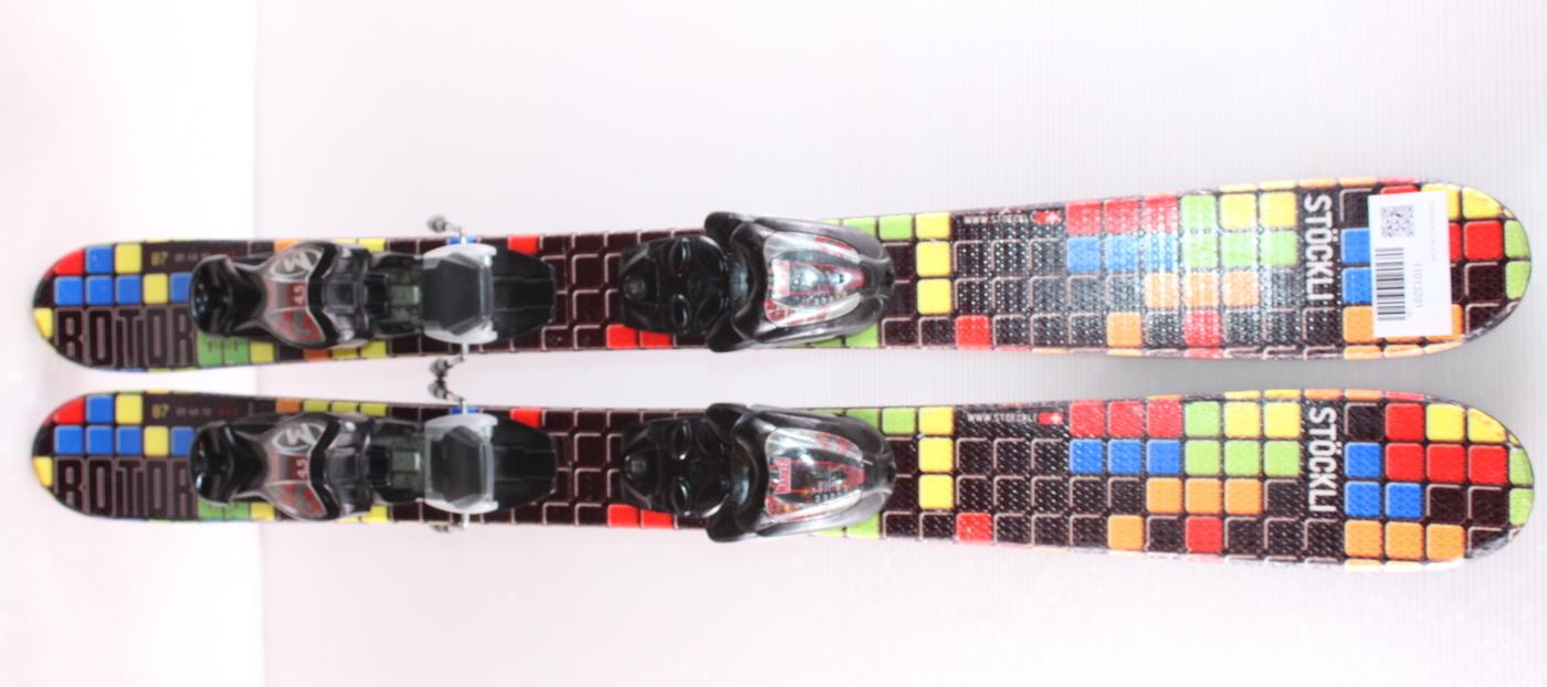 Dětské lyže STOCKLI ROTOR 87cm