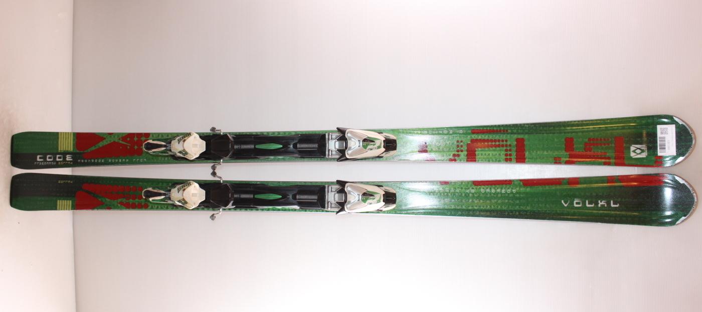 Lyže VOLKL CODE SPEEDWALL 174cm
