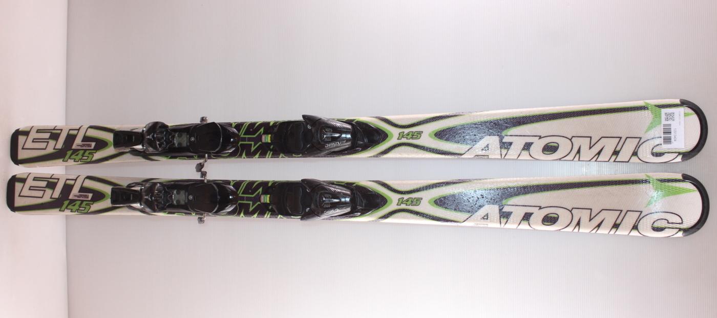 Dámské lyže ATOMIC ETL 145cm