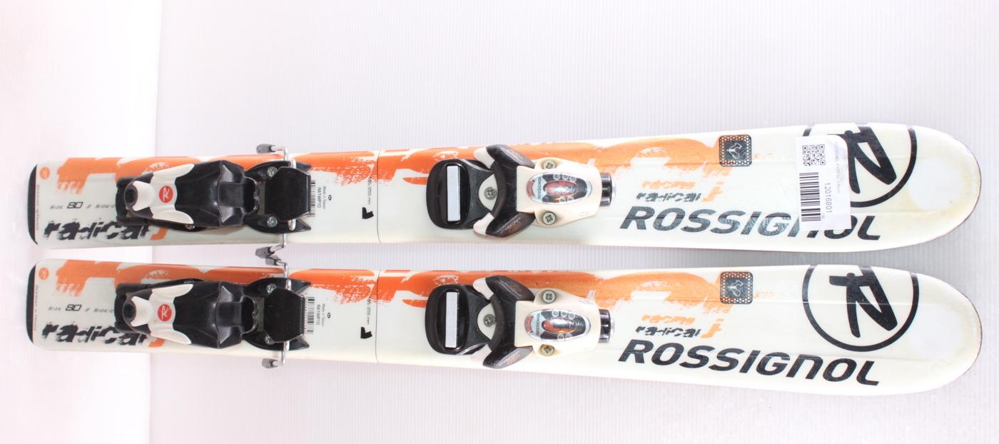 Dětské lyže ROSSIGNOL RADICAL J 80cm