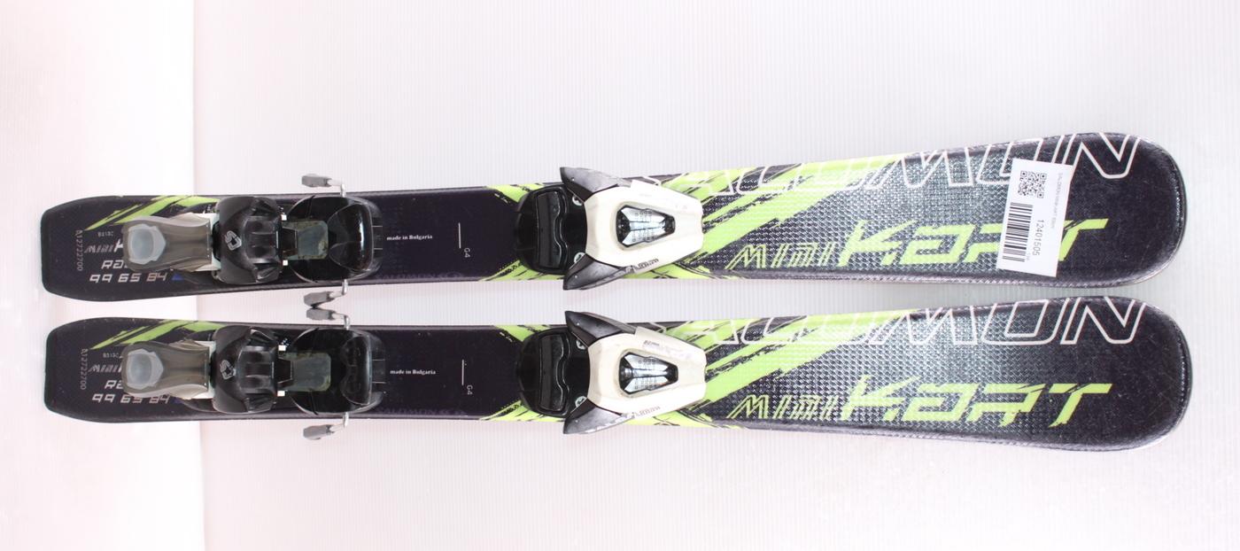Dětské lyže SALOMON MINIKART 80cm