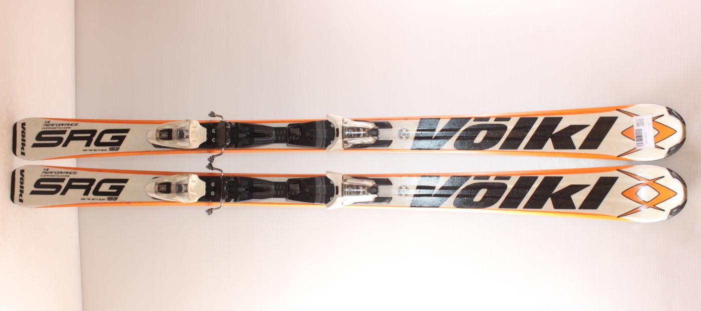 Lyže VOLKL SRG 153cm