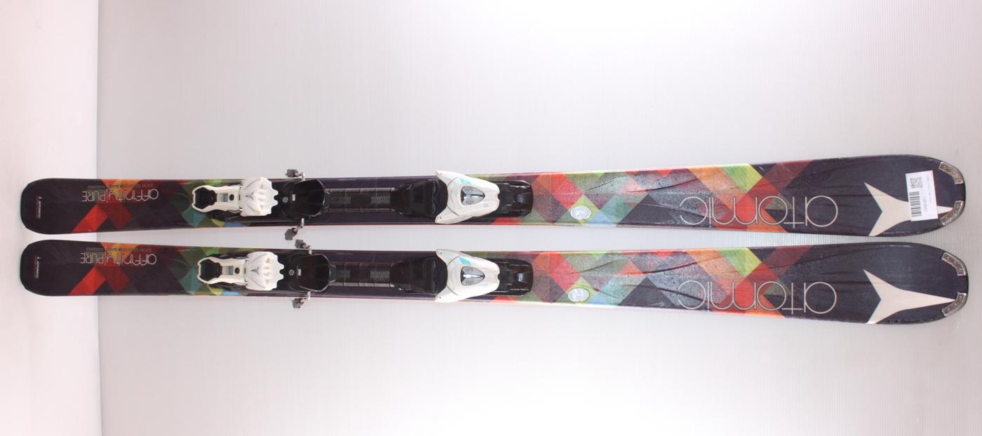 Dámské lyže ATOMIC AFFINITY PURE 154cm