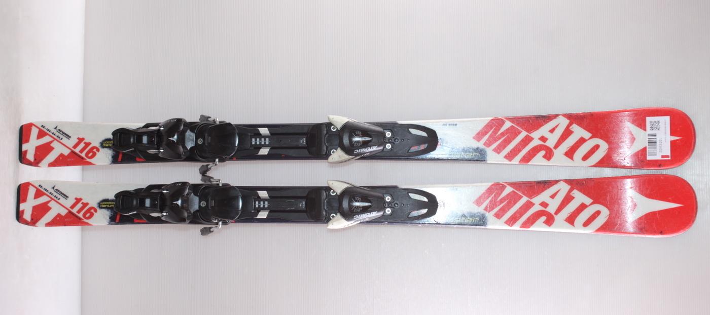 Dětské lyže ATOMIC REDSTER XT 116cm