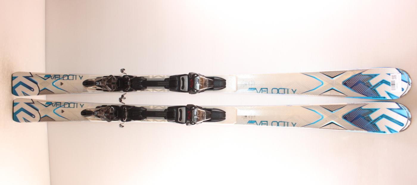 Lyže K2 AMP VELOCITY 165cm