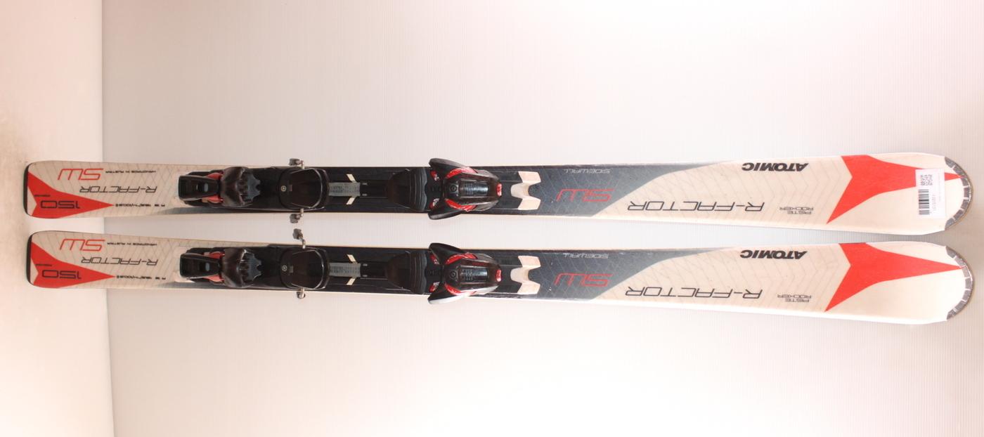 Lyže ATOMIC R-FACTOR SW 150cm