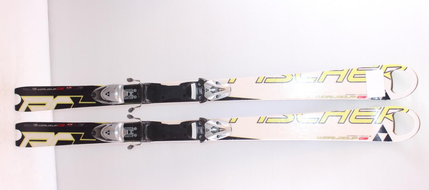 Dětské lyže FISCHER RC4 WORLDCUP 130cm