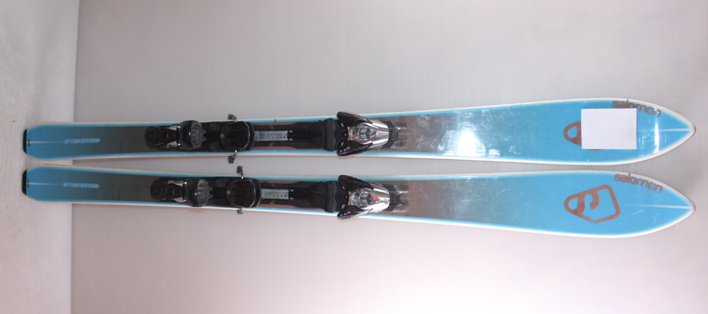 Lyže SALOMON BBR 7.5 175cm