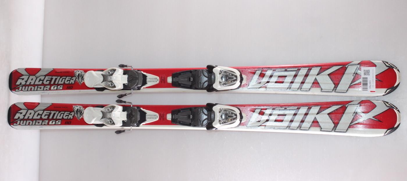 Dětské lyže VOLKL RACETIGER JUNIOR GS 110cm