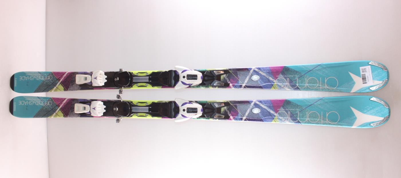 Dámské lyže ATOMIC AFFINITY SHADE 157cm rok 2014