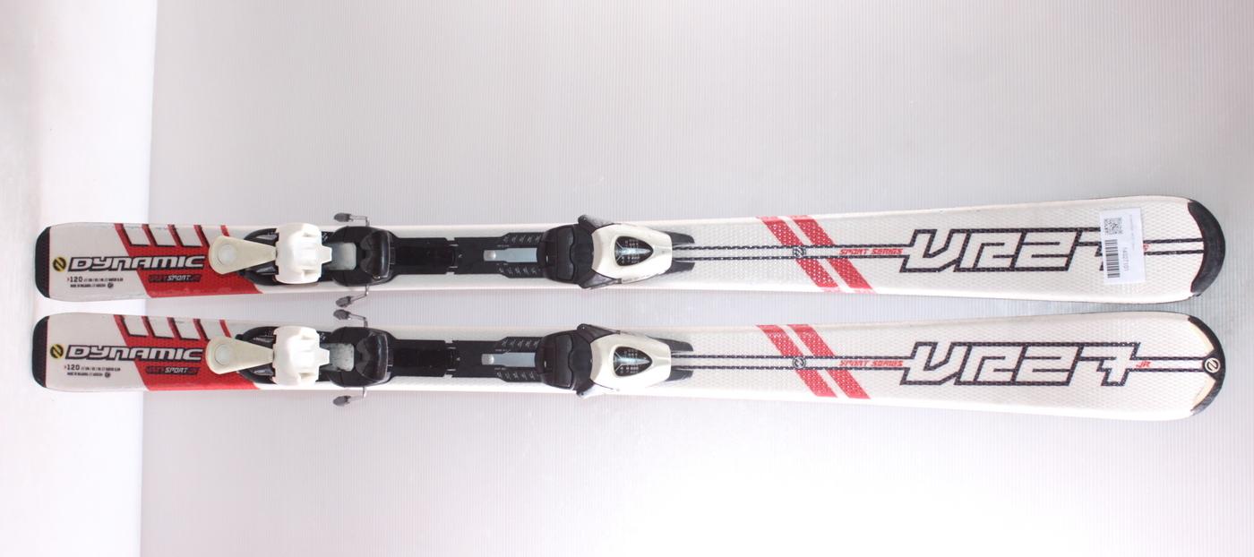 Dětské lyže DYNASTAR VR 27 120cm