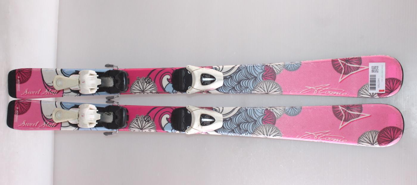 Dívčí lyže ATOMIC SWEET STUFF 100cm rok 2014