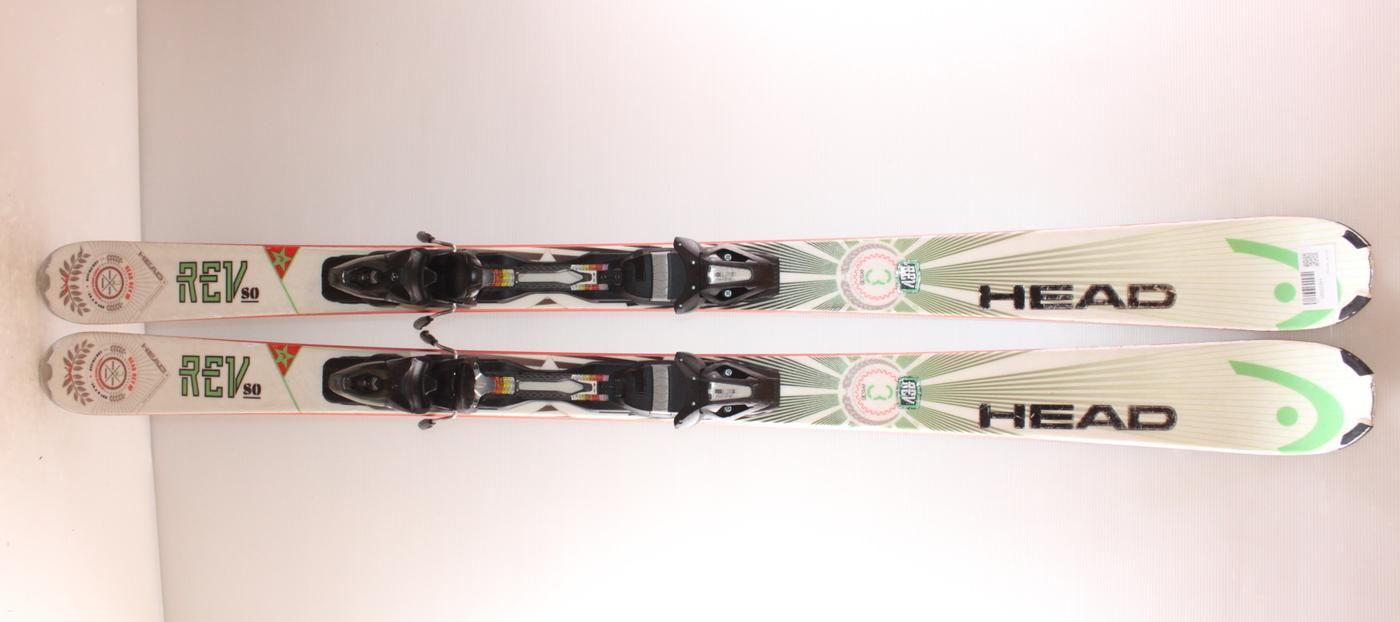 Lyže HEAD REV 80 163cm