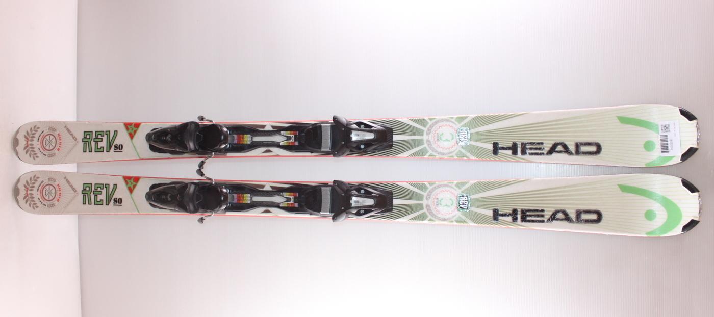 Lyže HEAD REV 80 156cm