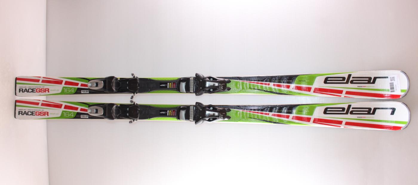 Lyže ELAN RACE GSR Waveflex 164cm