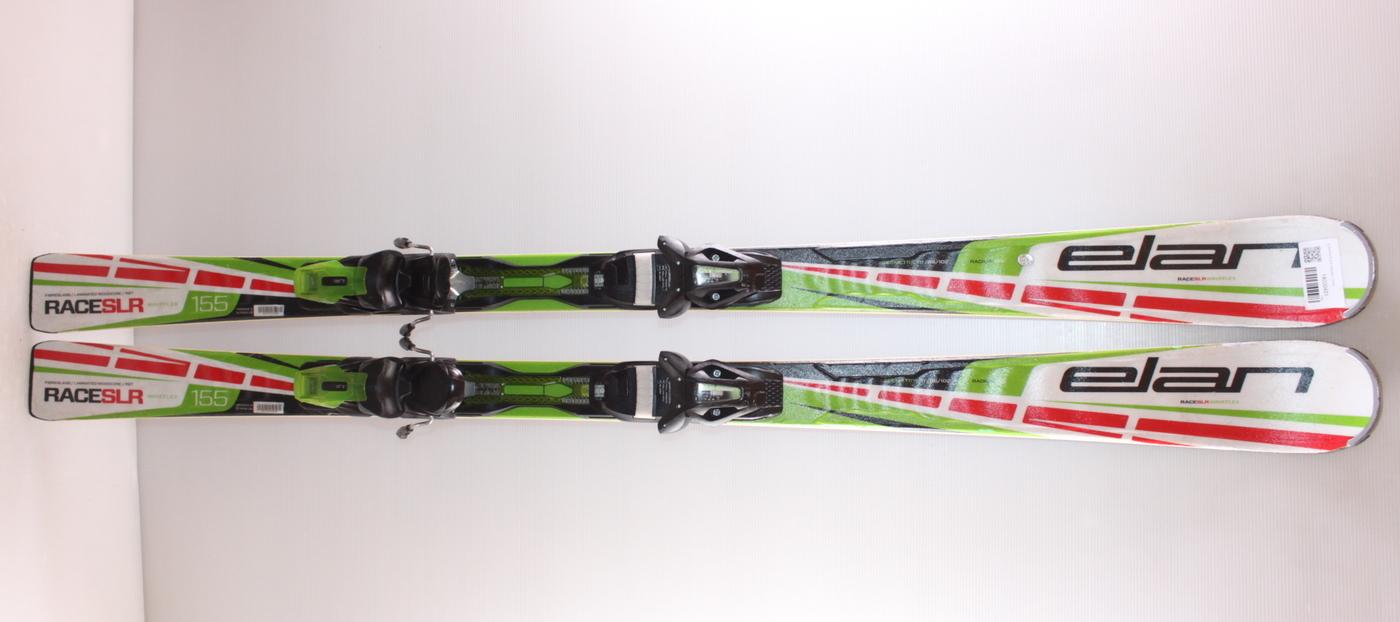 Lyže ELAN RACE SLR Waveflex 155cm