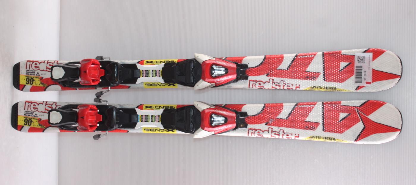 Dětské lyže ATOMIC REDSTER 90cm