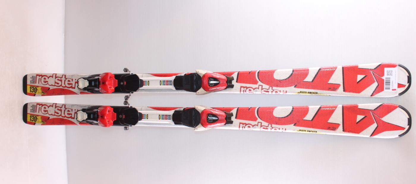 Dětské lyže ATOMIC REDSTER EDGE 130cm rok 2014