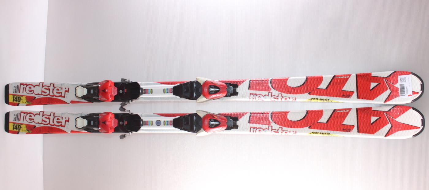 Dětské lyže ATOMIC REDSTER 140cm rok 2014