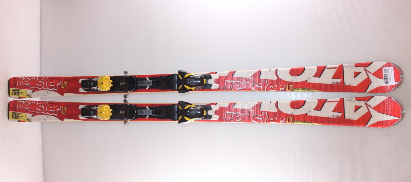 Lyže ATOMIC REDSTER LT 166cm