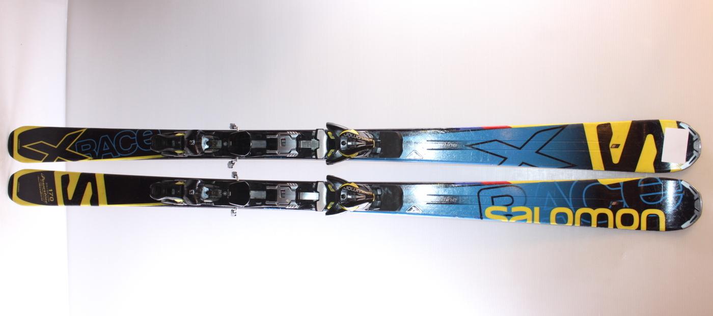 Lyže SALOMON X-Race Ti2 170cm rok 2015