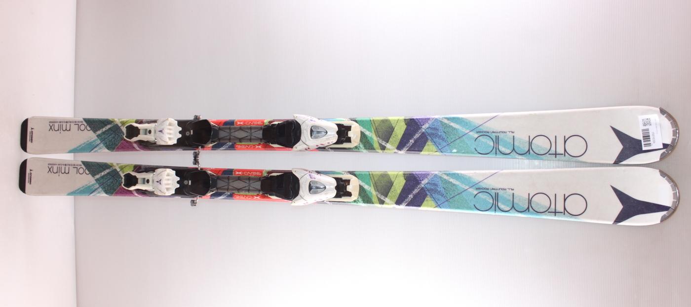 Dámské lyže ATOMIC COOL MINX 155cm rok 2015