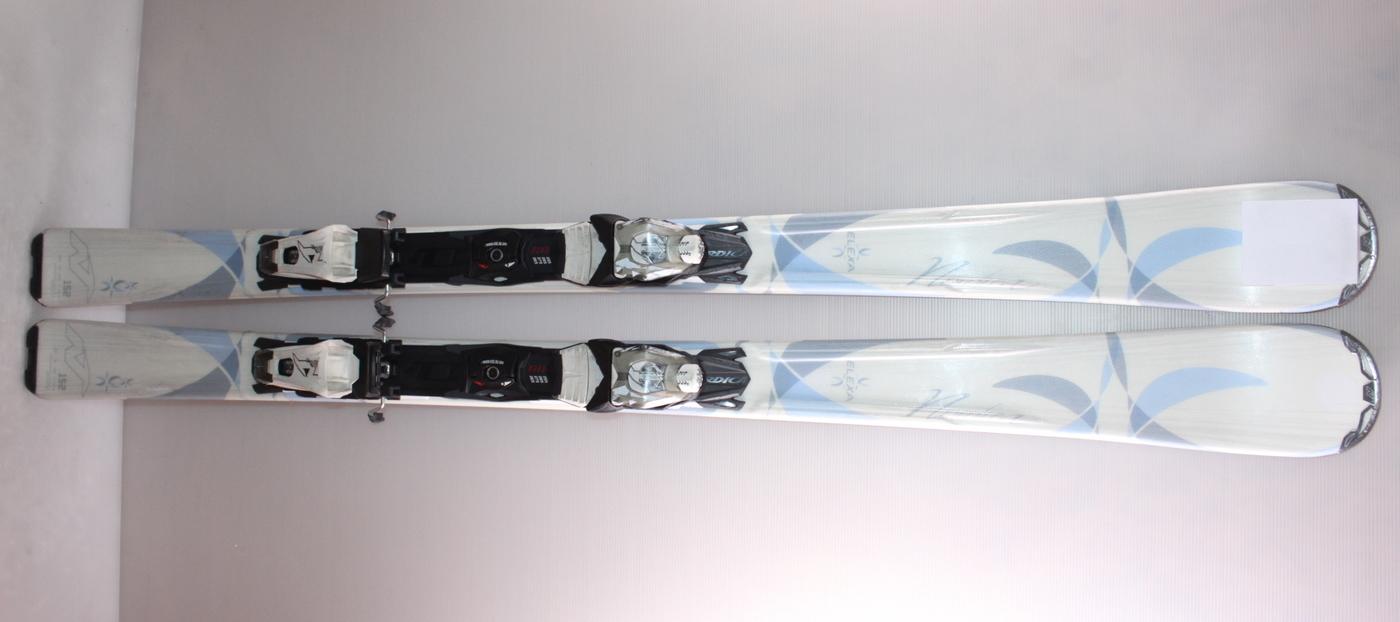 Dámské lyže NORDICA ELEXA 152cm rok 2015