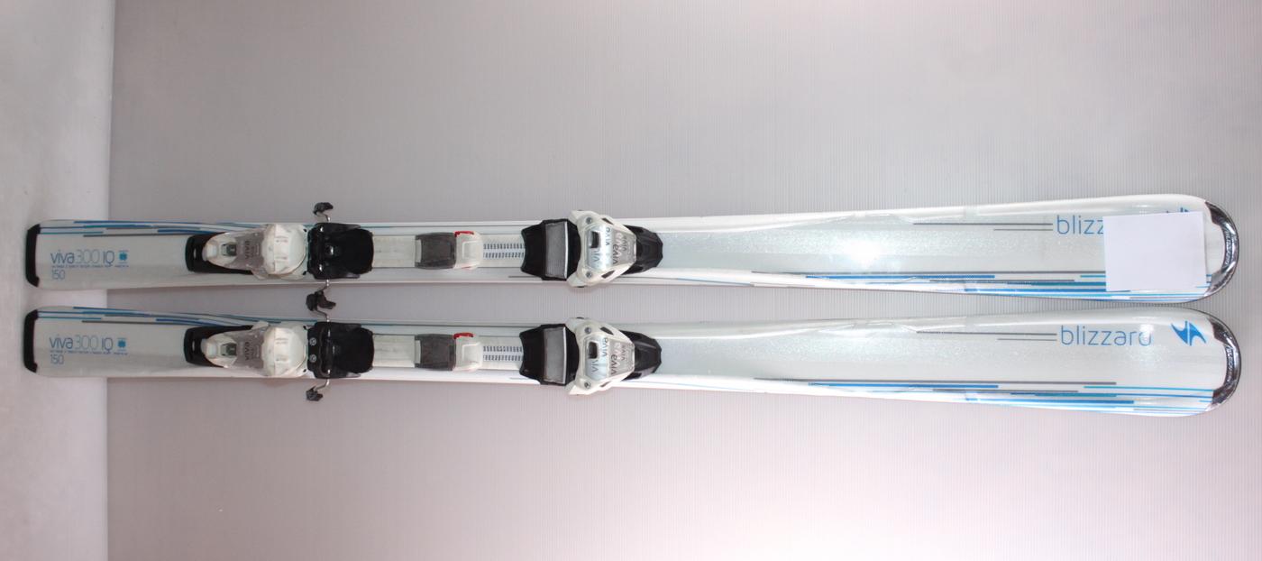 Dámské lyže BLIZZARD VIVA 300 IQ 150cm rok 2015