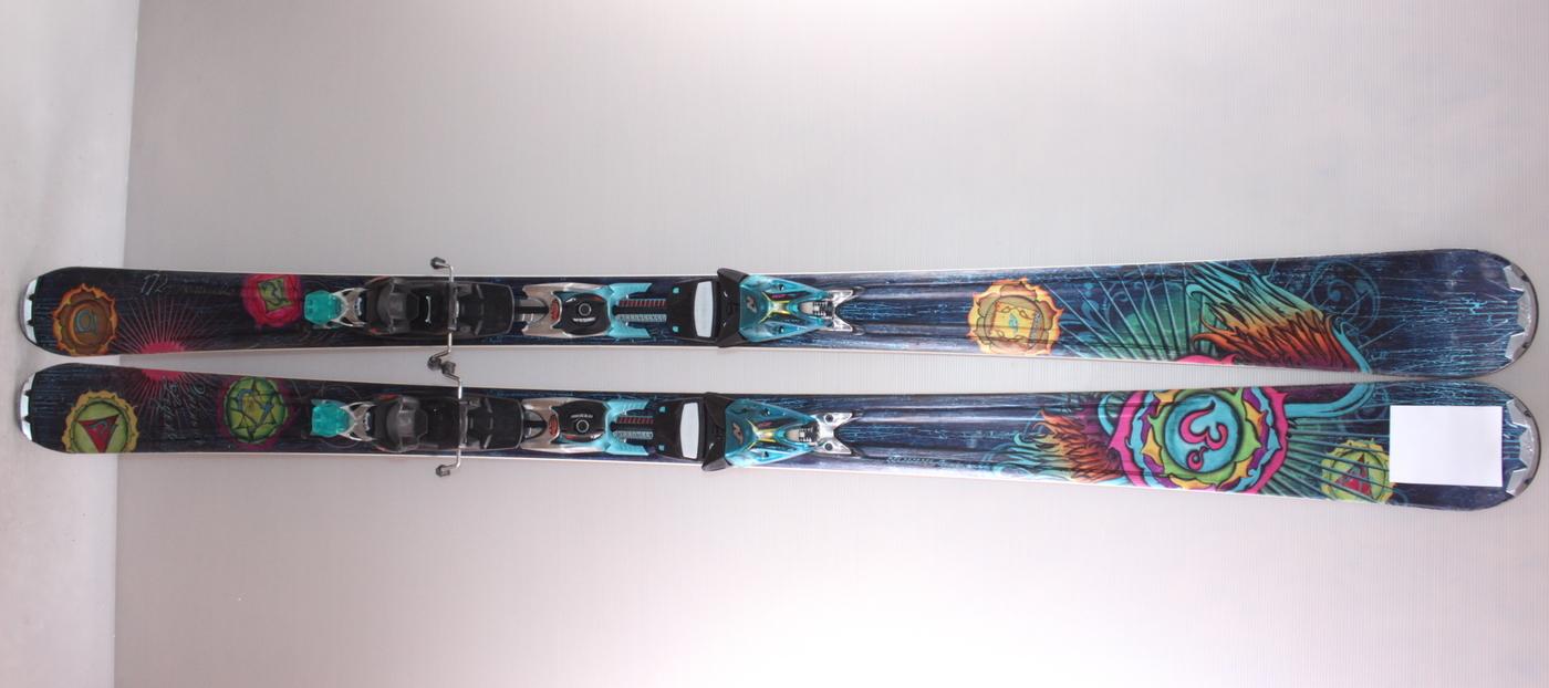Lyže NORDICA LEGEND 172cm rok 2015