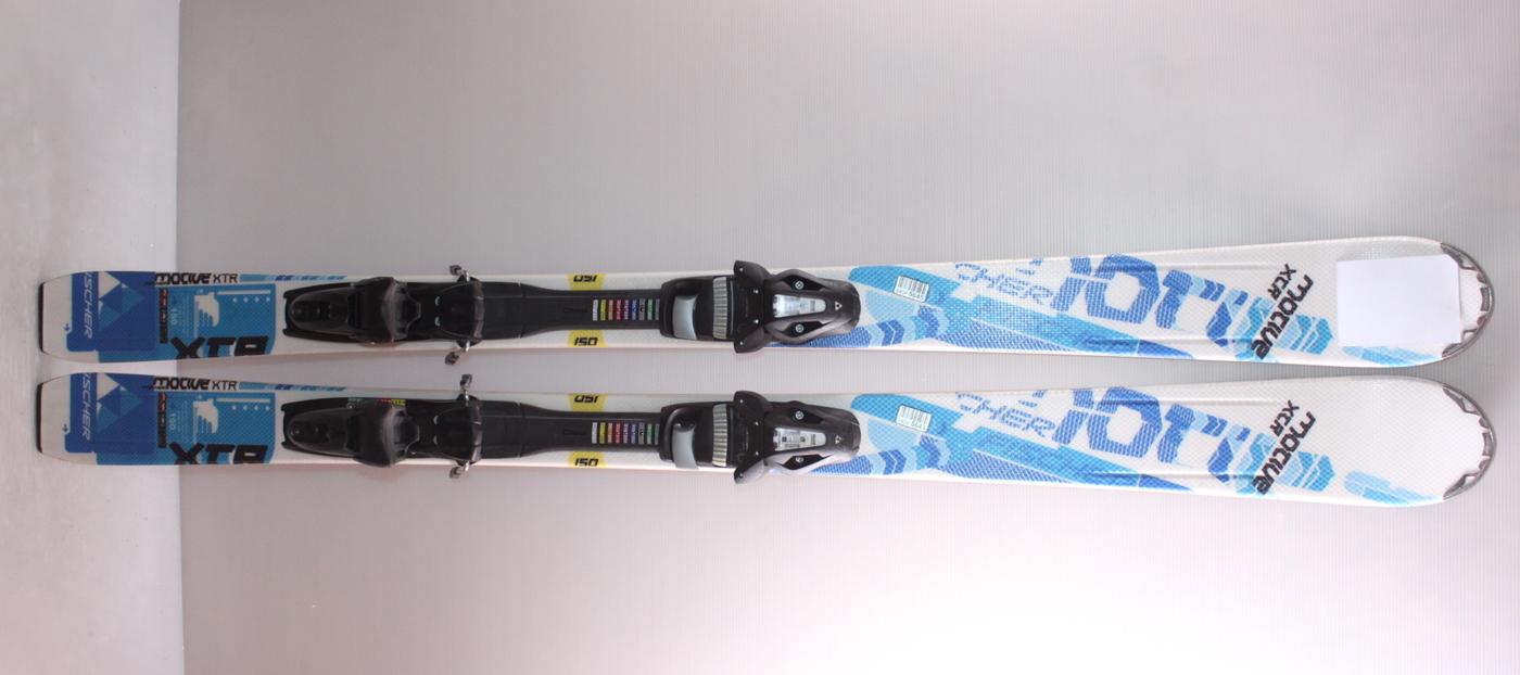 Lyže FISCHER Motive XTR 155cm