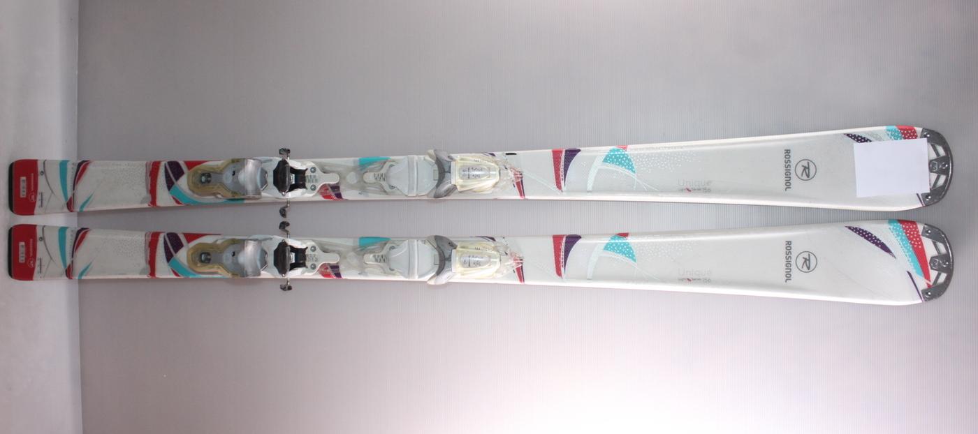 Dámské lyže ROSSIGNOL UNIQUE 156cm