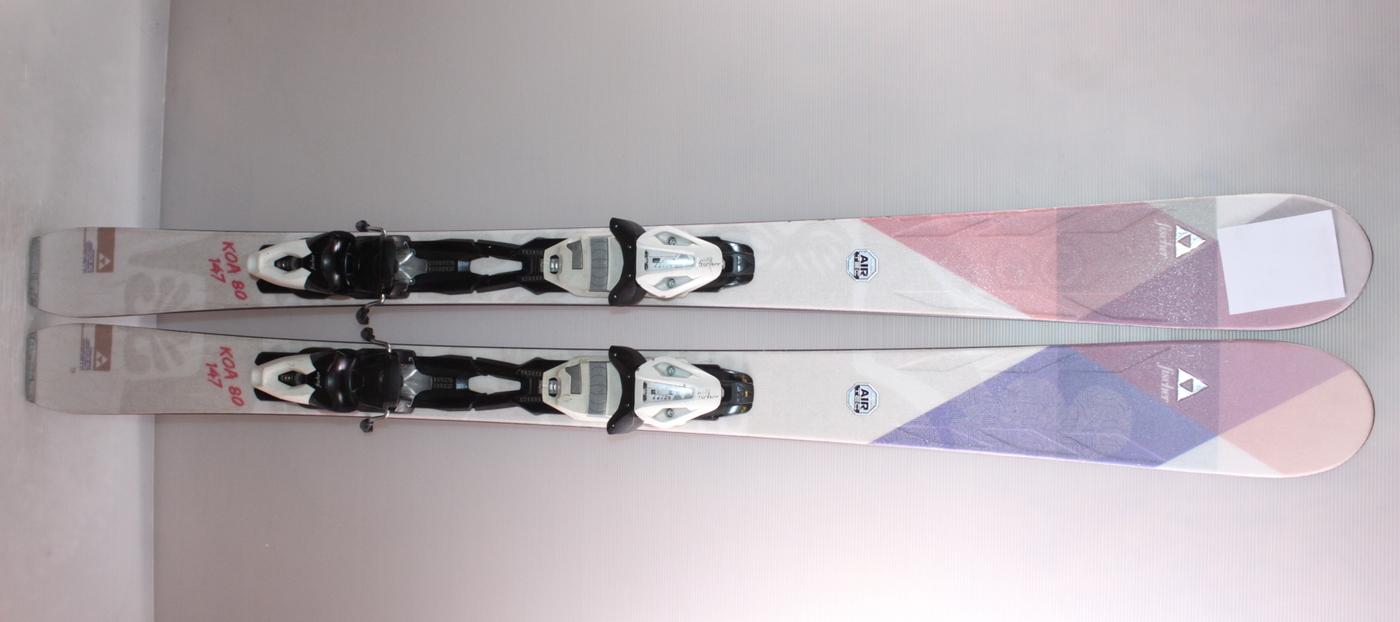 Dámské lyže FISCHER Koa 80 147cm