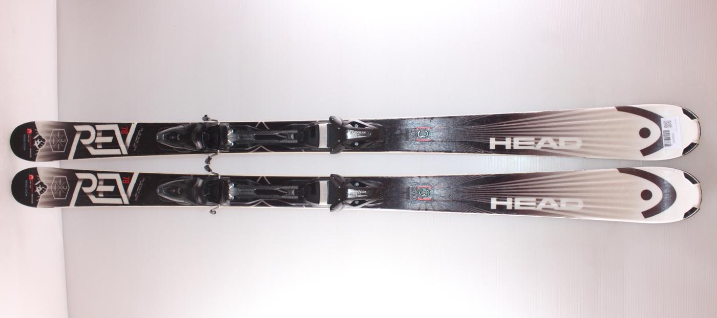 Lyže HEAD REV 78 170cm