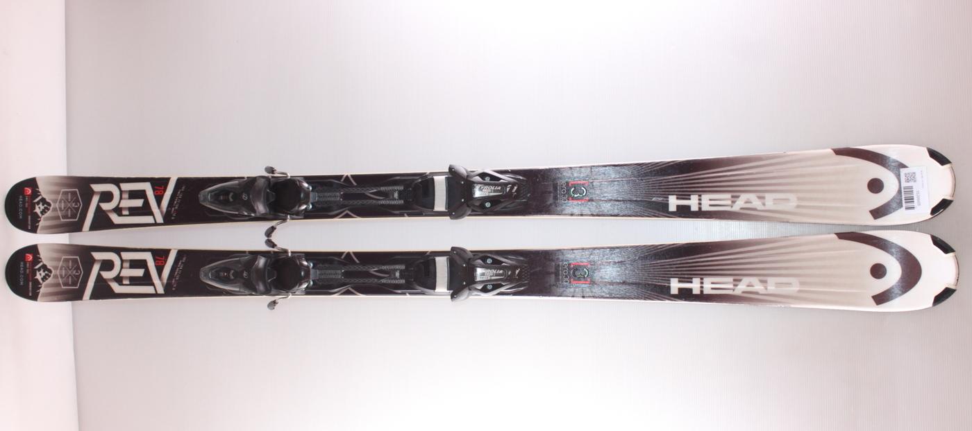 Lyže HEAD REV 78 163cm
