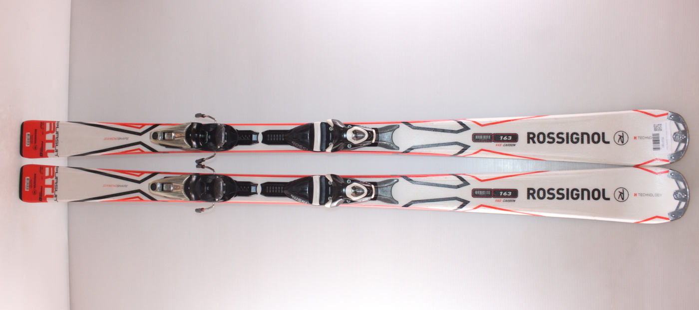 Lyže ROSSIGNOL PURSUIT RTL WHITE/RED 170cm