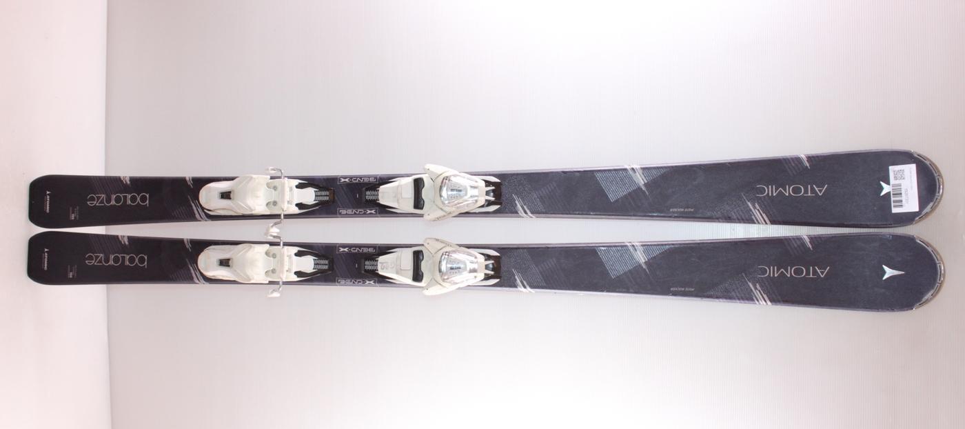 Dámské lyže ATOMIC BALANZE 155cm